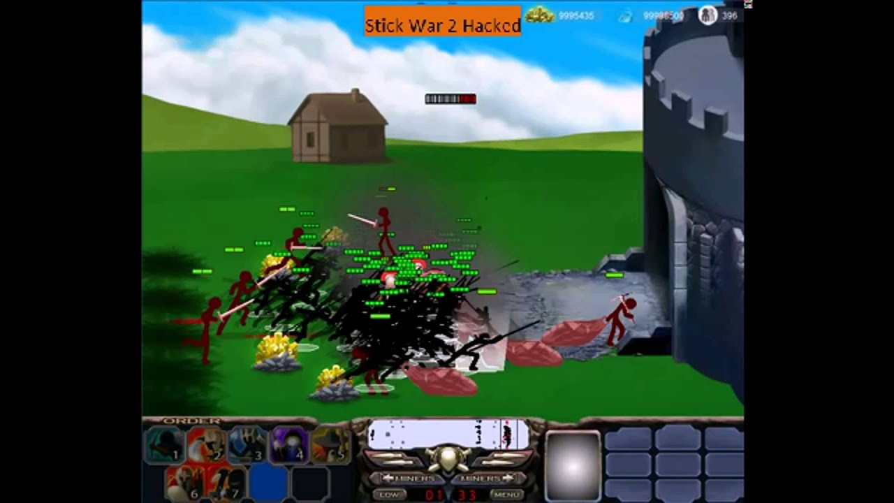 Stick war 2 order empire hack and cheat information youtube