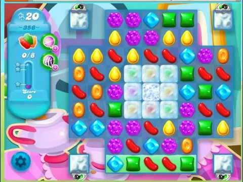 Candy Crush Soda Saga level 356