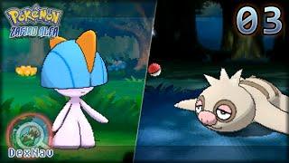 Pokémon Zafiro Alfa DexNav Capítulo 3 Pokémon Shiny