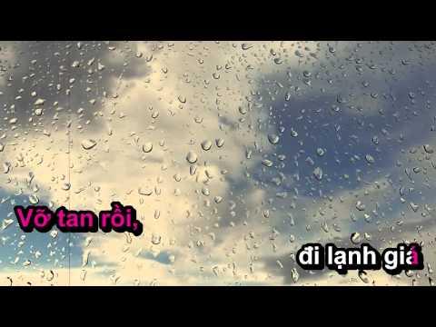 [KARAOKE] Vết Mưa | p.c: Nhật Thủy - tone nữ