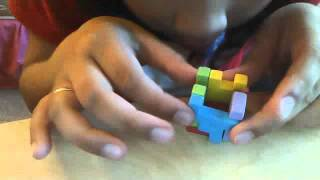 How To Put Your Eraser Cube Together