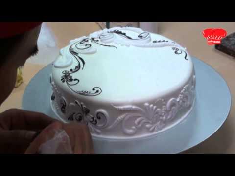 Tân Nhất Hương: Decor bánh kem kiểu mới - Điêu Quốc Cường - 03 (HD Video)
