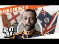 King George V in World War 1 I WHO DID WHAT IN WW1