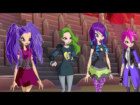 Winx Club Season 6 Ep22 The music cafe Part 1