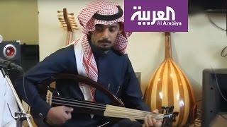 قصة شاب سعودي حارب الإعاقة بالعزف على العود |