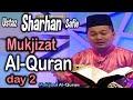 ustaz sharhan shafie mukjizat al quran 2