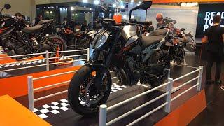 Yeni 2018 KTM DUKE 790 | Motobike Istanbul 2018
