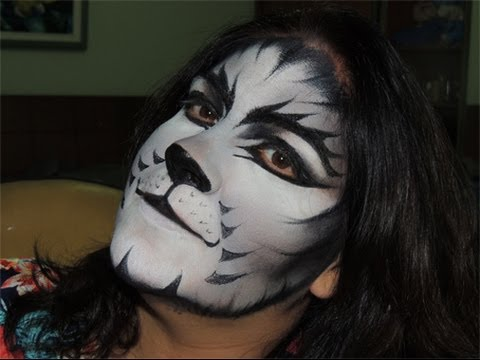 Make up Musical Cats - Munkustrap - YouTube