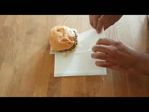 Burger Wrap - Large