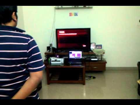 Энтузиаст подружил Microsoft Kinect с Sony PS3
