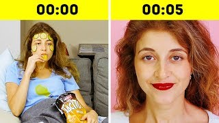 30 QUICK MAKEUP TIPS FOR URGENT SITUATIONS