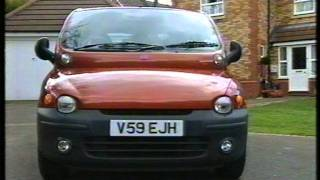 Fiat Multipla by Jeremy Clarkson - Favourite 'family car'