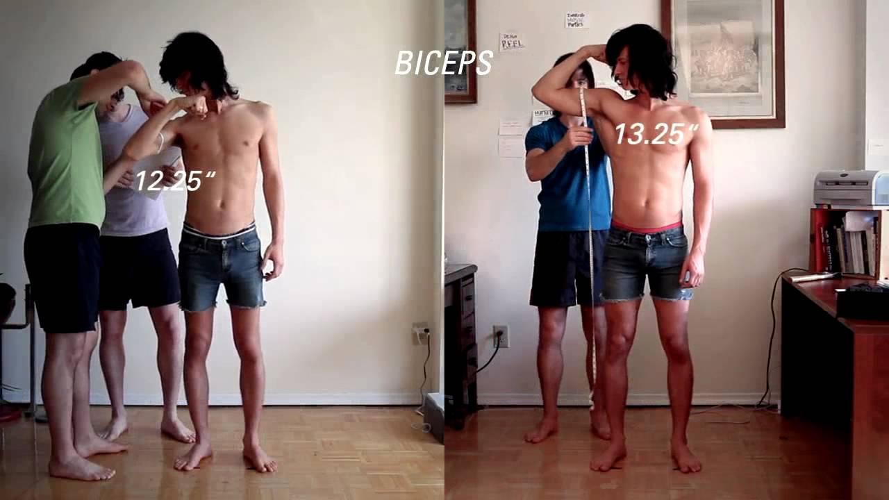 , Part Two: 90 Day Results (Before Bony to Beastly) - YouTube