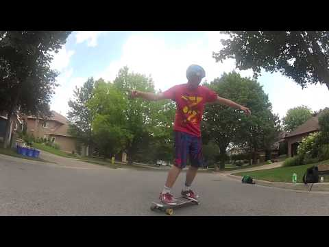 C O L E - L O N G B O A R D I N G (Flow Team Video)