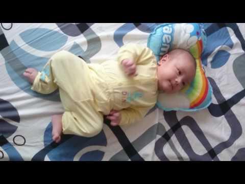 Tôm Boy _ Lê Minh Khôi 2 tháng tuổi