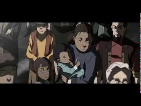 [Avatar: The Legend of Korra / Catching Fire] Fan-Crossover Trailer