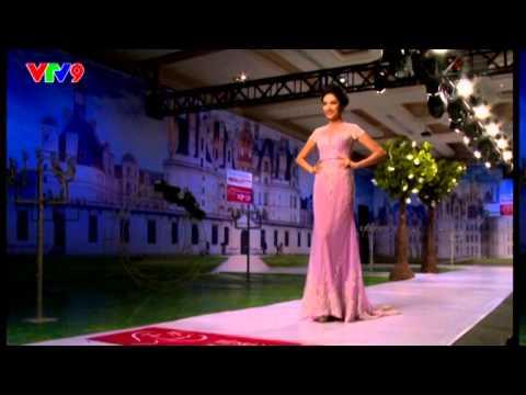 Bst  mới nhất 2014 của thương hiệu áo cưới Lê Huy trên sàn diễn thời trang phong cách trẻ