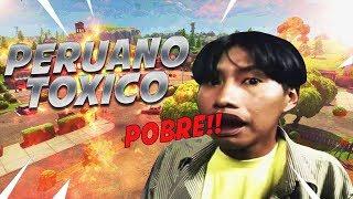Me encuentro al Peruano más TÓXICO en Squad Randoms! - FORTNITE