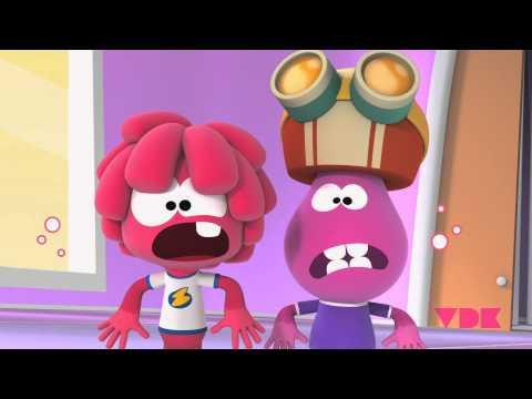 JellyJamm. Caricaturas para niños. La Sorpresa (Temporada 1 Ep.51)