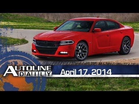 Will Dodge Charger Redesign Help Dart Sales? - Autoline Daily 1358