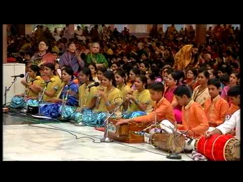 'Sai Samarpan' - Musical offering by the children from Otteri school, Tamil Nadu - Oct 05 2013