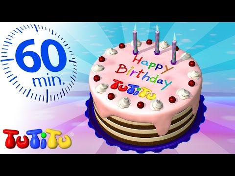 TuTiTu Đồ Chơi | bánh sinh nhật | Và các Đồ chơi bổ sung | 1 Giờ Đặc