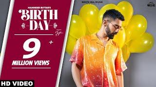 BIRTHDAY Maninder Buttar Video HD Download New Video HD