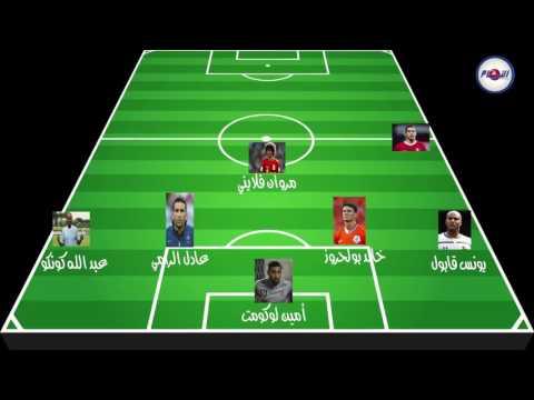 تشكيلة مرعبة للاعبين مغاربة أداروا ظهرهم لمنتخب