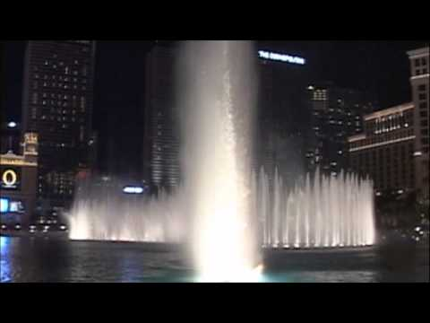The Bellagio & Cosmopolitan - Las Vegas Nevada -