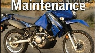 Clymer Manuals Kawasaki KLR650 KLR Shop Service Repair