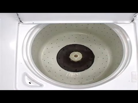 Agitator coupler ge front serviceable washer youtube for Washing machine motor coupler replacement