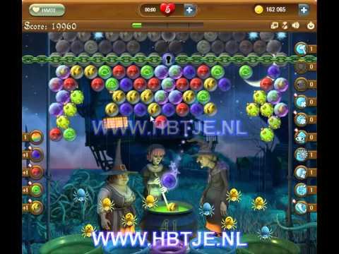 Bubble Witch Saga level 129