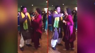 Watch : Pervez Musharraf dances on Bollwood song with wife..