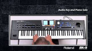 Survivor - Mike Francis. Audio Key on Roland BK9.