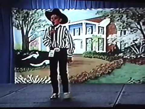 Early 1990s Home Video from Memphis