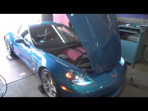 Ltexteck dyno day performance specialties 08 Z06