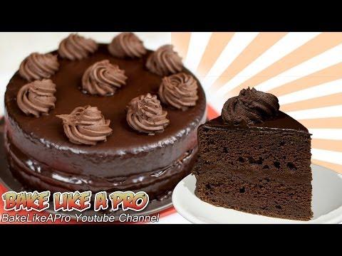 Triple Chocolate Pound Cake Laura Vitale