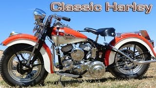 Old Classic Harley Davidson [HD]