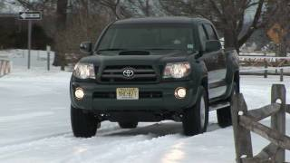 2003 Toyota Tacoma Double Cab TRD 4X4 videos