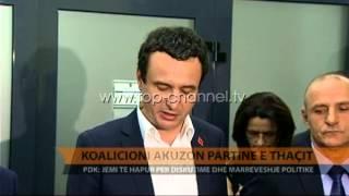 LDKAAKNISMA I kemi numrat pr krijimin e institucioneve  Top Channel Albania  News  L