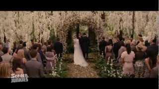 Honest Trailers Crepúsculo: Amanhecer Parte I E II