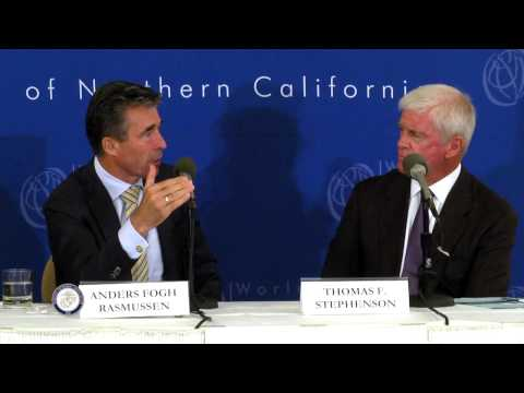 2014 NATO Secretary General Anders Fogh Rasmussen - Full Version