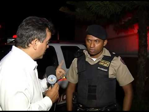 Jovem é preso suspeito de tráfico no Minas Gerais e assume a bronca