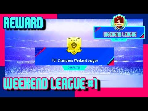 FIFA 19 - Weekend League Reward #1 & Pack Opening
