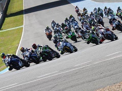Resumen FIM CEV MotorLand Arag�n SBK 2014 (2� carrera)