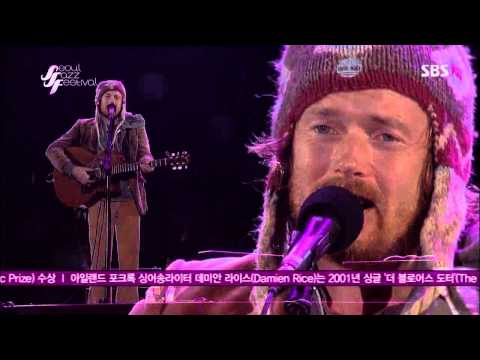[Seoul Jazz Festival] Damien Rice - The Blower's Daughter