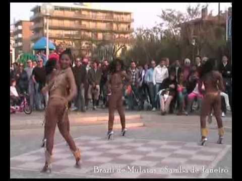 Brazil de Mulatas - Samba de Janeiro