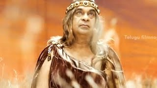 Brahmanandam Radiator Look Attarintiki Daredi Latest
