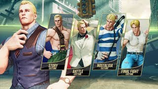 Street Fighter V - Arcade Edition: Cody Gameplay Trailer