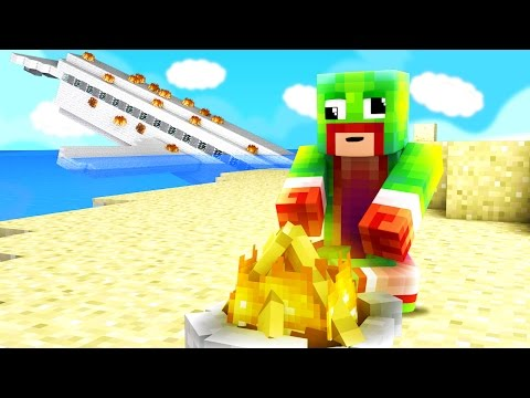 Minecraft Stranded - THE NEW MISSION!